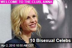 10 Bisexual Celebs