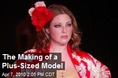 The Making of a Plus-Sized Model