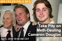 Take Pity on Meth-Dealing Cameron Douglas
