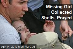 Missing Girl Collected Shells, Prayed