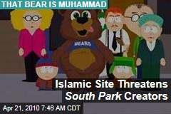 Islamic Site Threatens South Park Creators