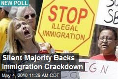 Silent Majority Backs Immigration Crackdown