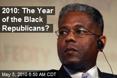 2010: The Year of the Black Republicans?