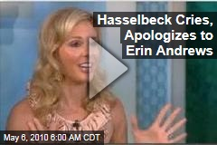 Elisabeth Hasselbeck Slams Erin Andrews, Then Cries   PopEater.com