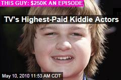 TV's Highest-Paid Kiddie Actors