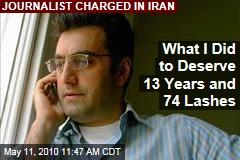 My 'Crimes' Against Iran