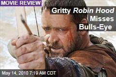 Gritty Robin Hood Misses Bulls-Eye