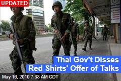 Thailand Abandons Bangkok Curfew