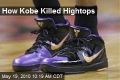 How Kobe Killed Hightops