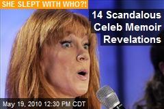 14 Scandalous Celeb Memoir Revelations