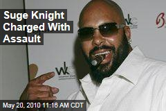 Suge Knight Charged With Assault