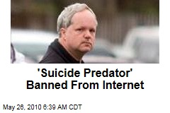 'Suicide Predator' Banned From Internet