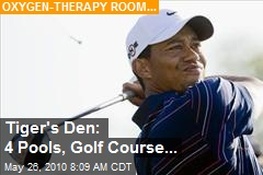 Tiger's Den: 4 Pools, Golf Course...