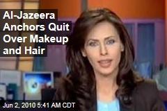 Al-Jazeera Anchors Quit Over 'Decency Demands'