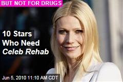 10 Stars Who Need Celeb Rehab