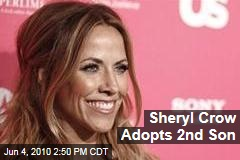 Sheryl Crow Adopts 2nd Son