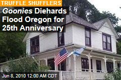 Goonies Diehards Flood Oregon for 25th Anniversary