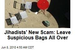Jihadi Site's Latest Trick: 'Suspicious Bags' Campaign