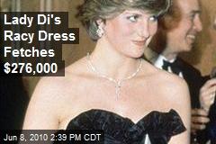 Lady Di's Racy Dress Fetches $276,000