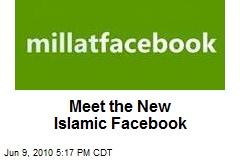 Meet the New Islamic Facebook
