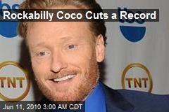 Rockabilly Coco Cuts a Record
