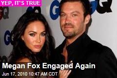 Megan Fox Engaged Again