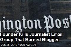 'Journolist' Founder Ezra Klein Deletes Group