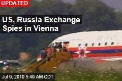 US, Russia Exchange Spies in Vienna