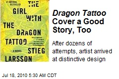 Dragon Tattoo Cover a Good Story, Too