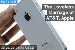 The Loveless Marriage of AT&T, Apple