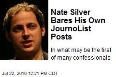 Nate Silver: My JournoList Posts Were Boring