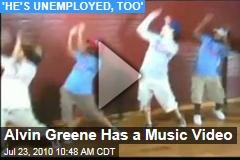 Alvin Greene Has a Music Video