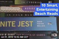 10 Smart, Entertaining Beach Reads