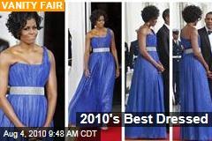 2010's Best Dressed