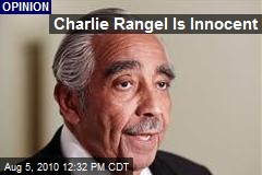 Charlie Rangel Is Innocent