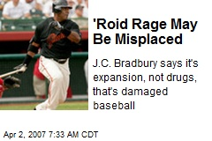 'Roid Rage May Be Misplaced