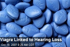 Viagra Linked to Hearing Loss