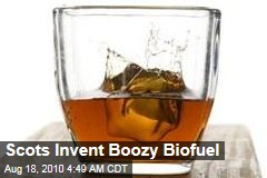 Scots Invent Boozy Biofuel
