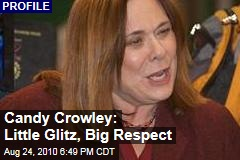 Candy Crowley: Little Glitz, Big Respect