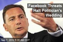 Facebook Threats Halt French Minister's Wedding