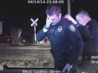 Police Officer Grant Morrison of Billings, Montana, Shoots Unarmed