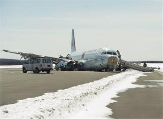 Air Canada Plane Killed Airport's Power