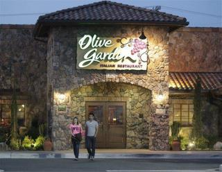 Olive Garden's Latest: Breadstick Sandwiches