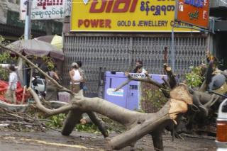 World 'Knew' About Cyclone, Expert Says