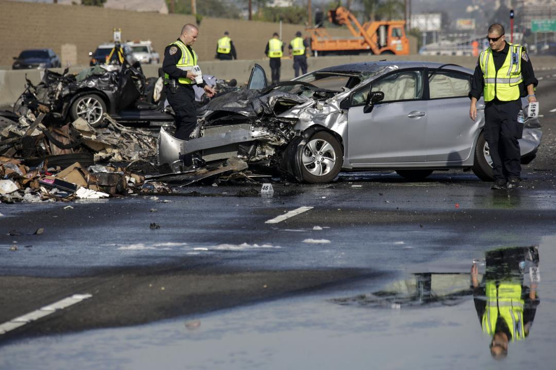 5 Weird Things That Caused Car Crashes