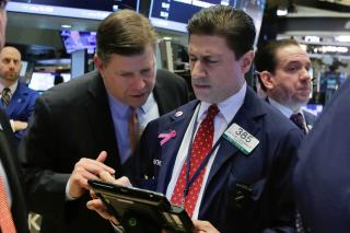 Dow Jones Turns Positive for the Year