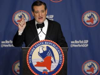 No One Wanted to Hear Ted Cruz Speak at GOP Gala