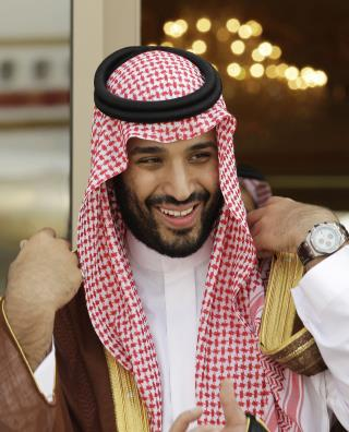 Saudi Prince's Plan: End Kingdom's 'Oil Addiction'