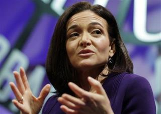 Sheryl Sandberg: Mother's Day Different as a Single Mom Sheryl Sandberg Mother S Day Post