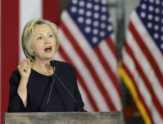 Clinton: I'll Say 'Radical Islamism'